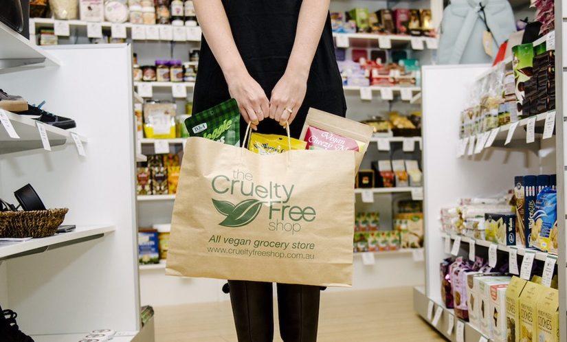 Abrió la tienda vegana más grande del mundo en Australia